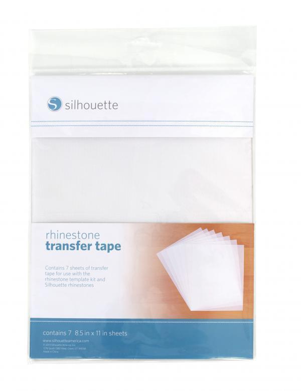 Silhouette Rhinestones Transfer Tape -0