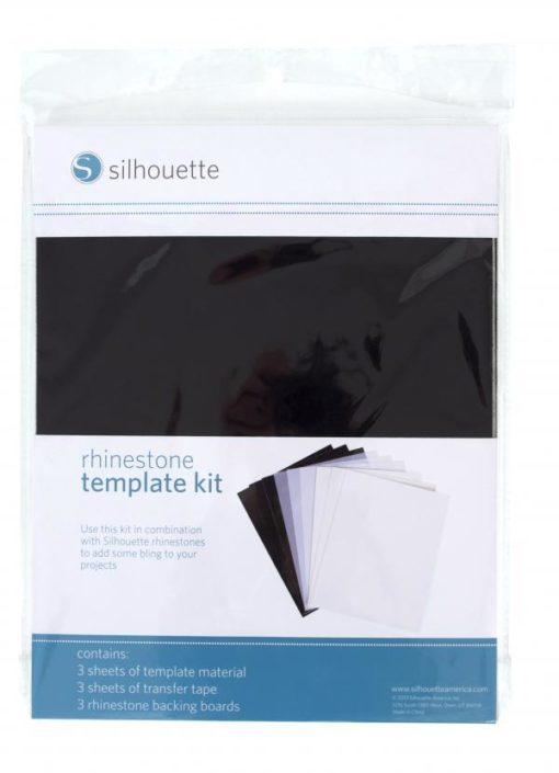 Silhouette Rhinestone Template Kit-0