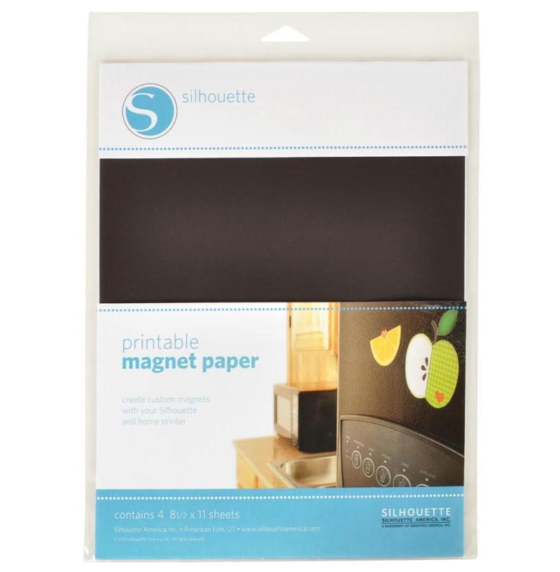 printable magnet paper