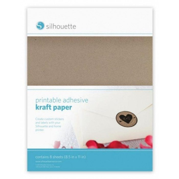 silhouette-printable-adhesive-kraft-paper