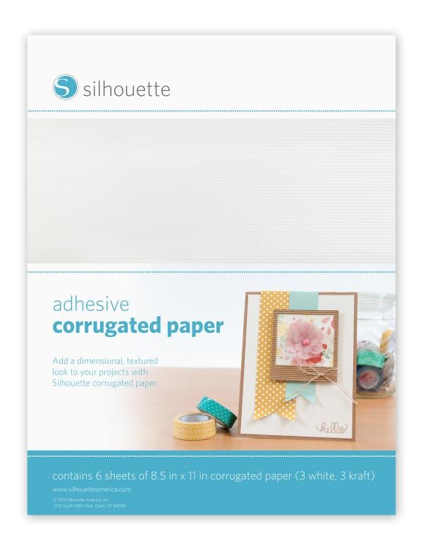 adhesive-corrugated-paper