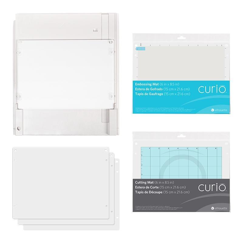 Silhouette Curio 6 x 8,5 inch Base kit -0