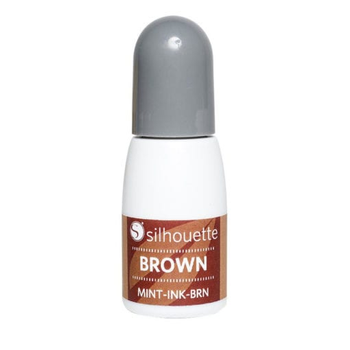 Silhouette Mint Ink Brown-0