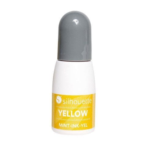 Silhouette Mint Ink Yellow-0