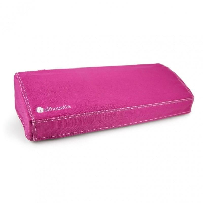 Silhouette Cameo 3 Dust Cover Pink -0