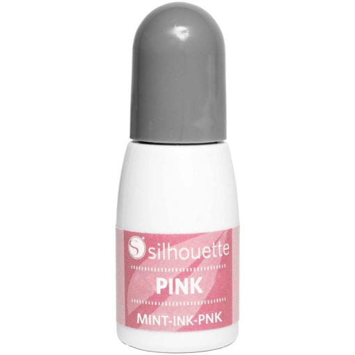 Silhouette Mint Ink Pink-0