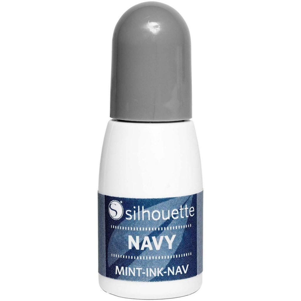Silhouette Mint Ink Navy-0