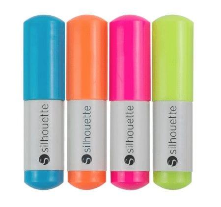 Silhouette Sketch Pen neon-0