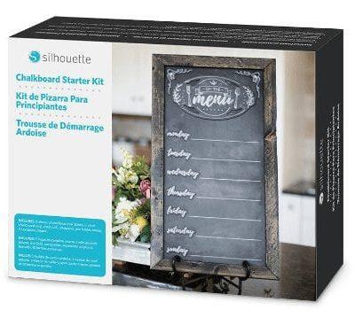 Silhouette Chalkboard Starterkit-0
