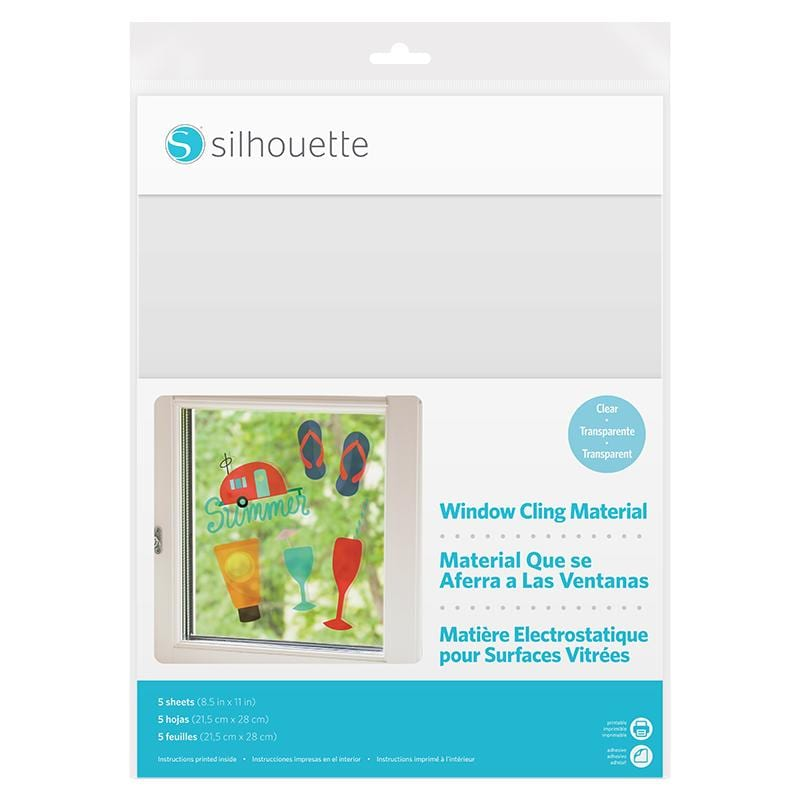Silhouette Window Cling Material-0