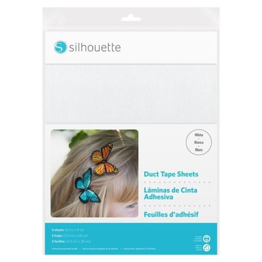 Silhouette Duct Tape Sheets Wit-0