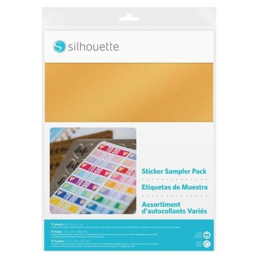 Silhouette Sticker Sampler Pack-0