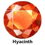 Rhinestones Hyacinth SS06-0