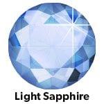 Rhinestones LT Saffier SS06 -0