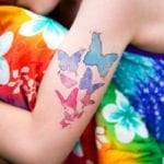 Temporary Tattoo paper Clear-1636