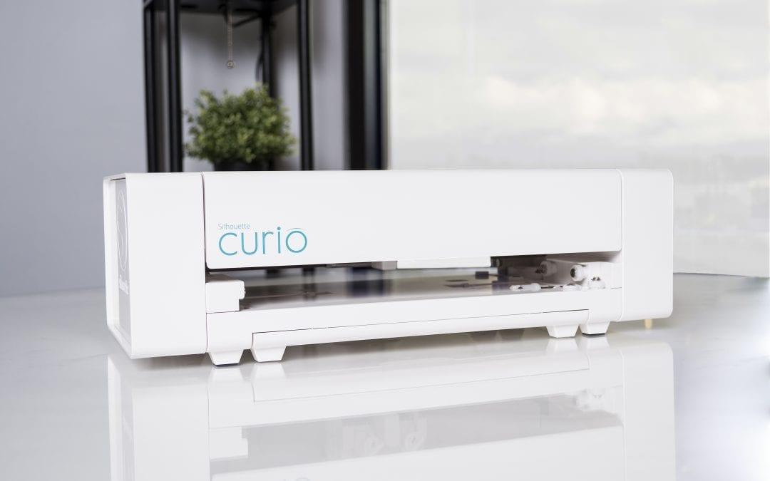 Silhouette Curio deel 1: Bent u nieuwsgierig naar de Curio?