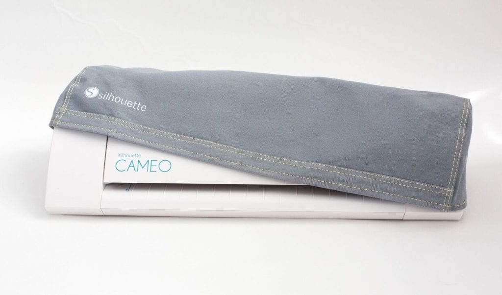 Dust cover Silhouette Cameo 2 Grey