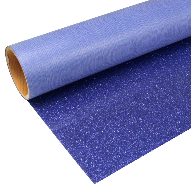 Glitter-942-Royal-Blue-Flexfolie