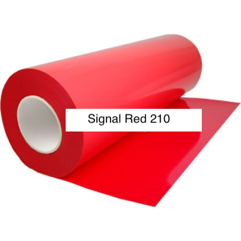 Signal red 210