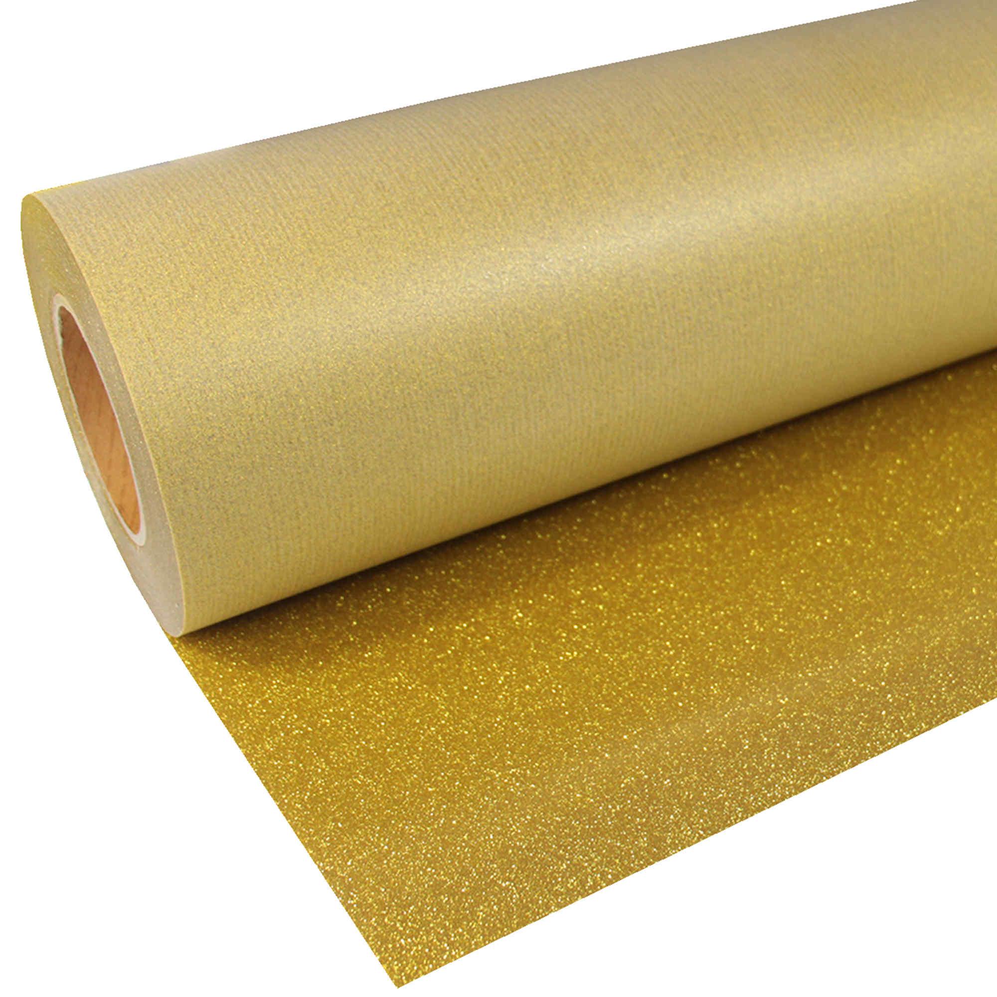 Stahls Glitter 920 Gold Flexfolie