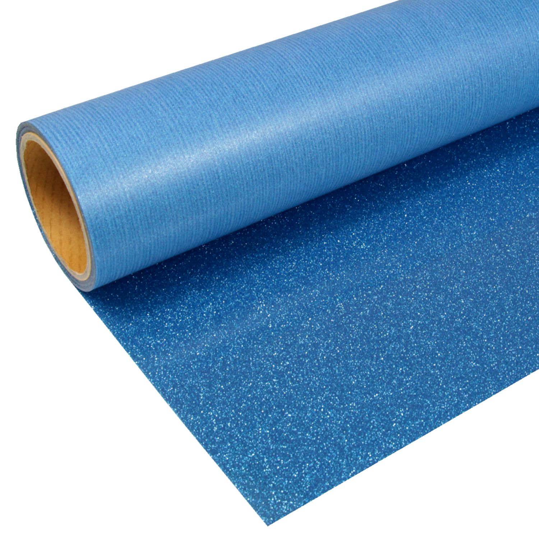 Stahls Glitter 922 Blue Flexfolie