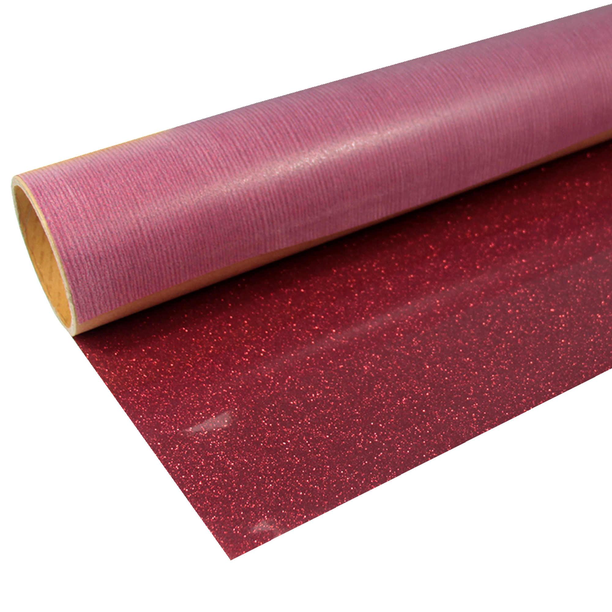 Stahls Glitter 923-Red-Flexfolie