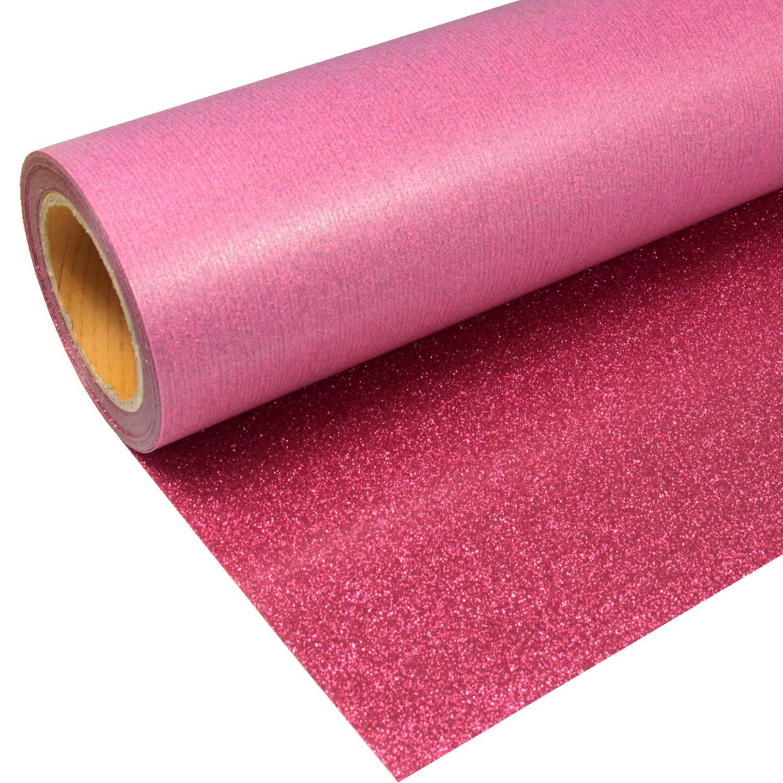 Stahls Glitter 927-Pink-Flexfolie