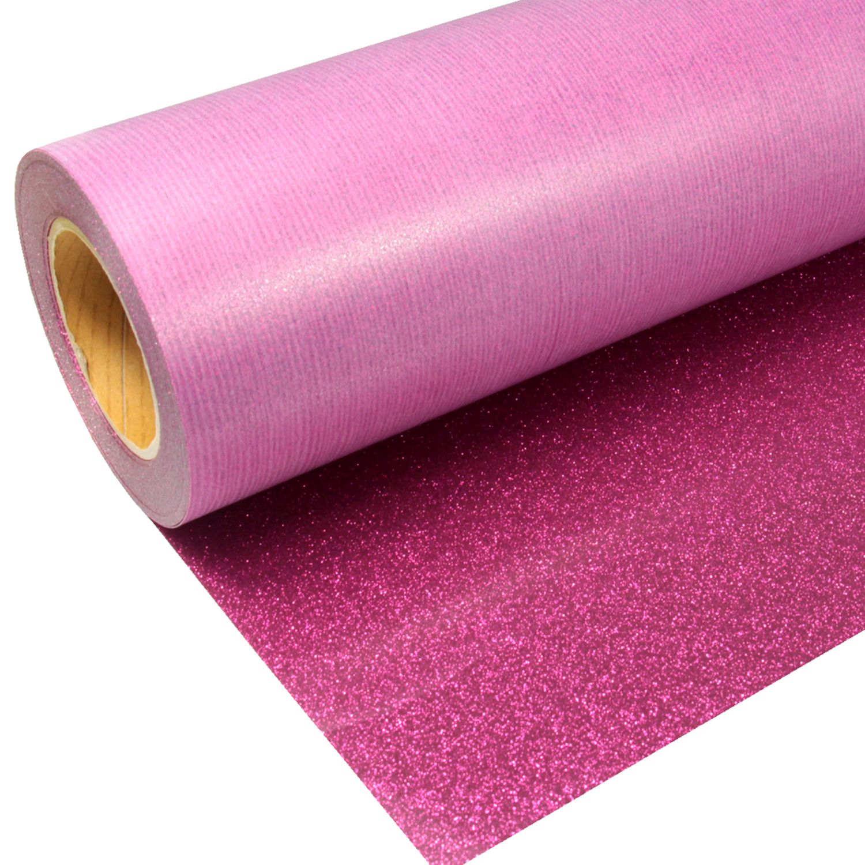 Glitter-943-Hot-Pink-Flexfolie